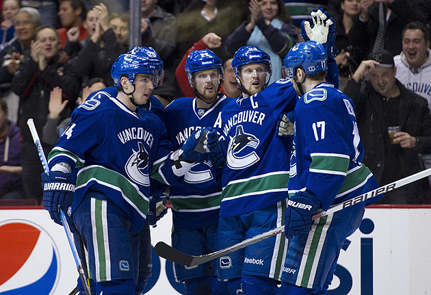 Why The Vancouver Canucks May Actually Be NHL's Most Sportsmanlike Team