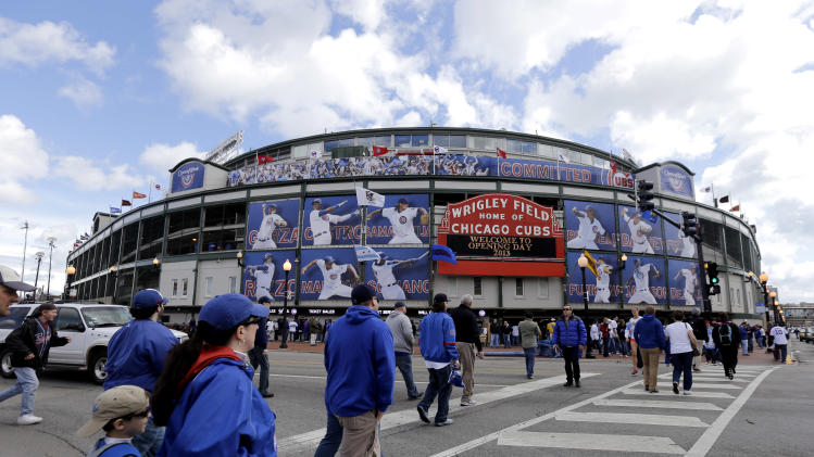 "Ricketts: Wrigley talks ""going in right direction"""