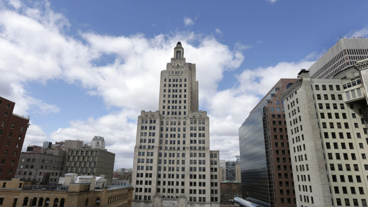 Rhode Island's tallest building will soon go dark