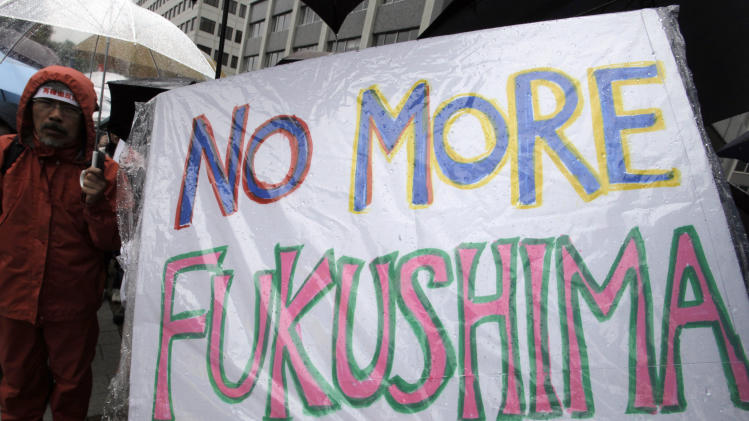 Attempts to link Fukushima, Hiroshima upset some