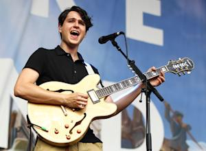 Vampire Weekend Will Hit the Road in April