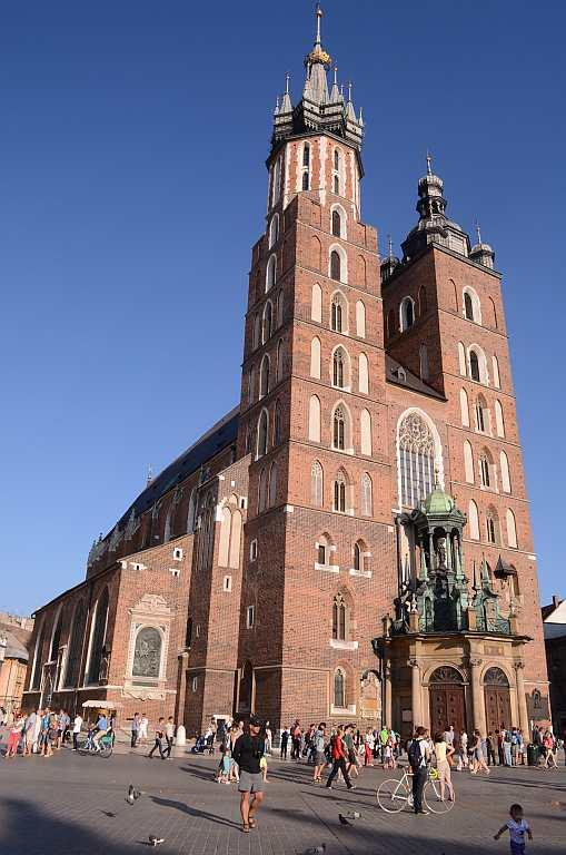 Travel Europe Churches Krakow