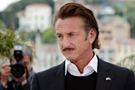 Actor and activist Sean Penn, pictured here, urged US President Barack Obama to step up his support for Haiti as he hosted a Cannes fundraiser to help the country recover from the devastating 2010 quake. Penn, who has been named Ambassador at Large for Haiti, called on Obama to support his Haitian counterpart Michel Martelly as he tries to ramp up stalled reconstruction efforts
