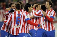 Atletico Madrid - Peter Lim Charity Cup