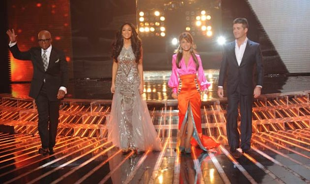 Accident During 'X Factor' Finale Injures Three
