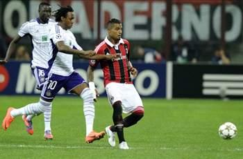AC Milan 0-0 Anderlecht: Rossoneri's worrying home form continues in San Siro stalemate