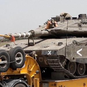 ISRAELI MILITARY: 'EVACUATE GAZA NOW'