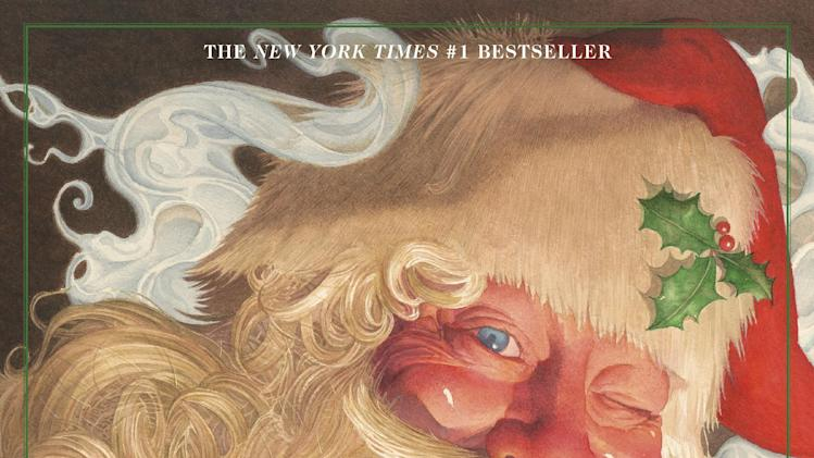 "This book cover image released by Applesauce Press shows ""The Night Before Christmas,"" by Clement C. Moore and illustrated by Charles Santore.  A new book version of ""Twas the Night Before Christmas""  has been released that eliminates all references to a smoking Santa. Santore's version keeps the traditional lines from the 189-year-old holiday poem by Clement C. Moore. (AP Photo/Applesauce Press)"