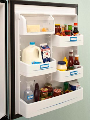 5 frigid-cool ways to organize your refrigerator and freezer