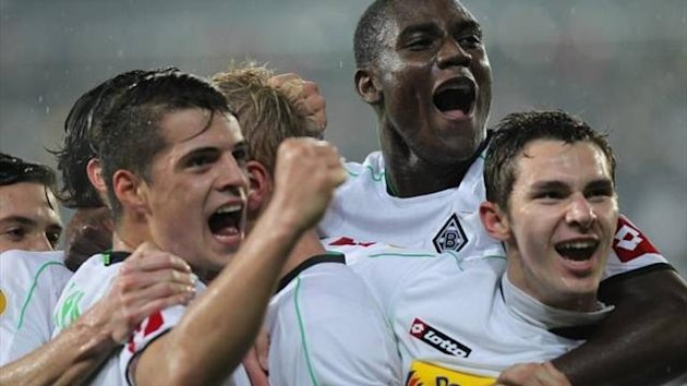 Saison 2012/2013: berwintert in Europa: Borussia M&#39;gladbach