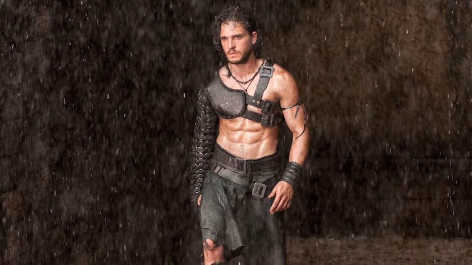 'Pompeii' Trailer with 'Game of Thrones' Star Kit Harington