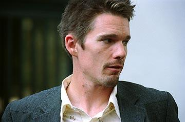 Ethan Hawke in Warner Independent's Before Sunset