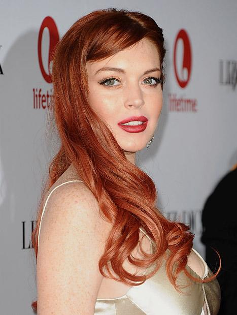 Lindsay Lohan Attends Jingle Ball Concert in Philadelphia After NYC Arrest