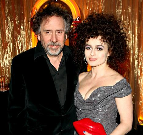 "Helena Bonham Carter Slams Tim Burton Cheating Story: Kissing Photos Are ""Nonsense"""