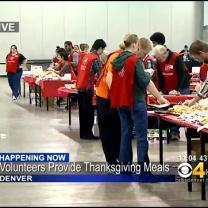 Missy Franklin Volunteers To Help Feed Needy Families