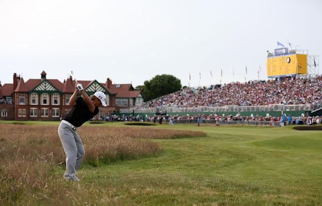 141st Open Championship - Round Three