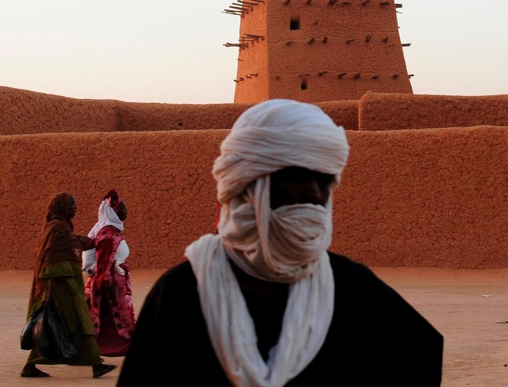 Parched, famished Niger hard hit by climate change