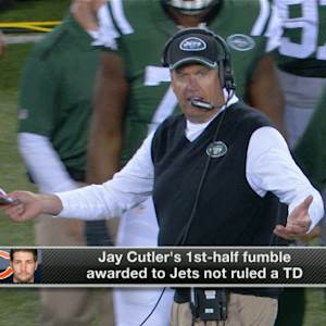 Was a touchdown stolen from the New York Jets?