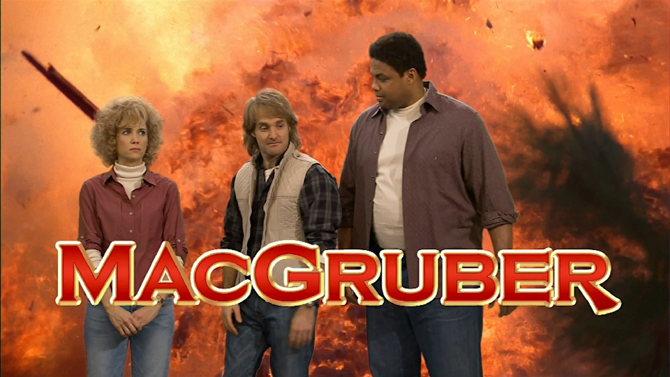 MacGruber: Sensitivity Training