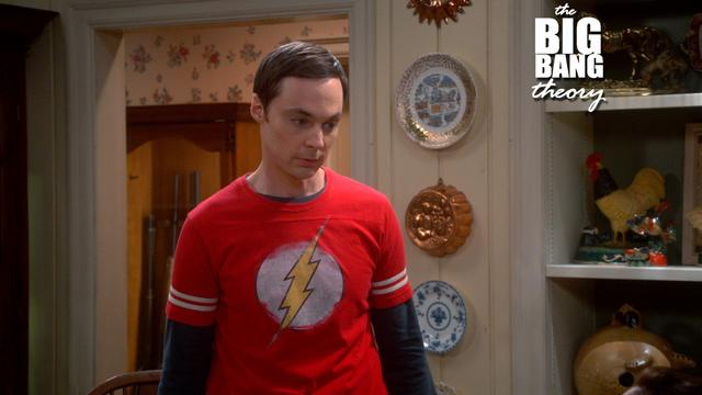 The Big Bang Theory - Naked Sex