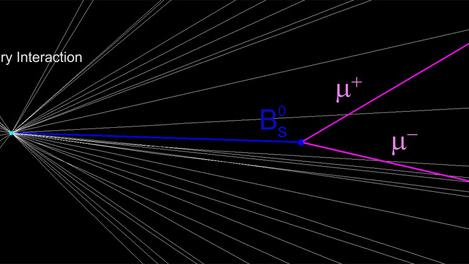 Rare Particle Discovery Dims Hopes for Exotic Theories