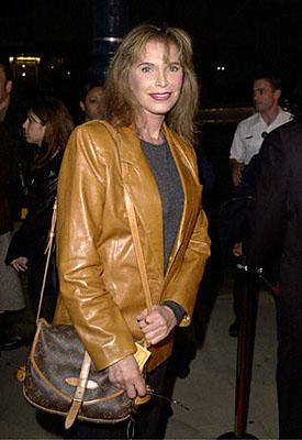 Ann Turkel at the Beverly Hills premiere of Columbia's Finding Forrester