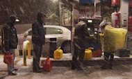 New York Storm: Mayor Orders Fuel Rationing