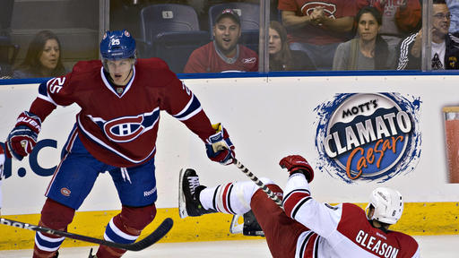 Pateryn, Galchenyuk lead Canadiens rout of Canes