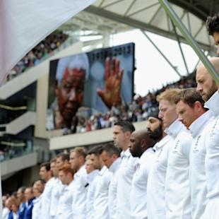Cricket pays tributes to Nelson Mandela