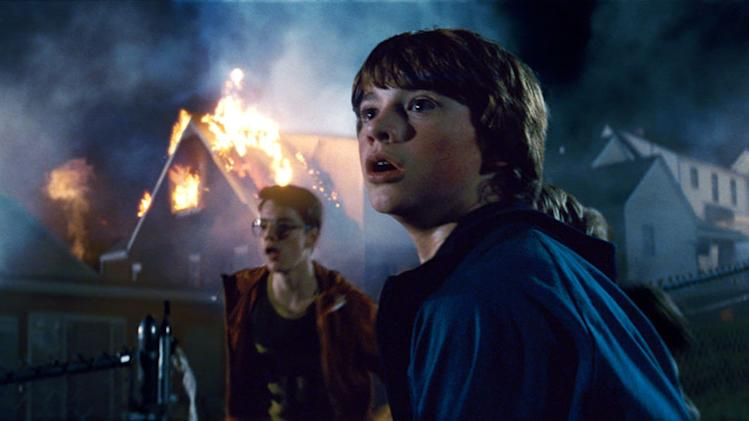 Joel Courtney Super 8 Still Paramount