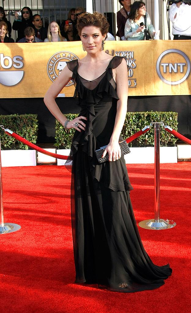 15th Annual Screen Actors Guild Awards 2009 Jennifer Carpenter