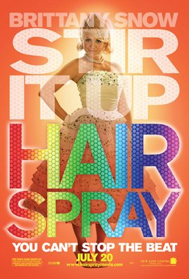 Brittany Snow stars in New Line Cinema's Hairspray