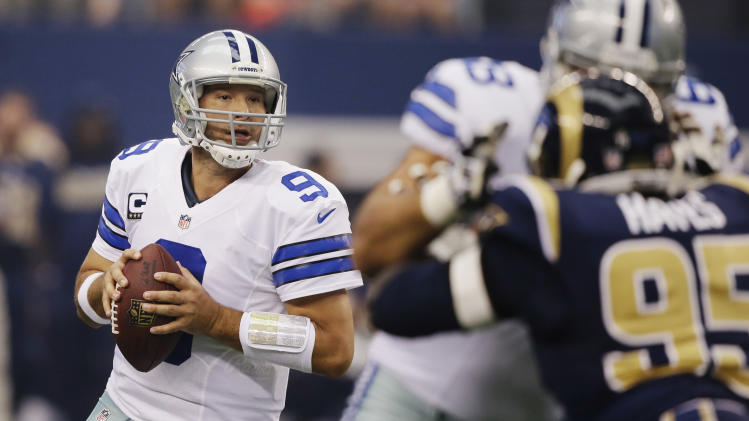 5 things to know after Cowboys roll past Rams 31-7