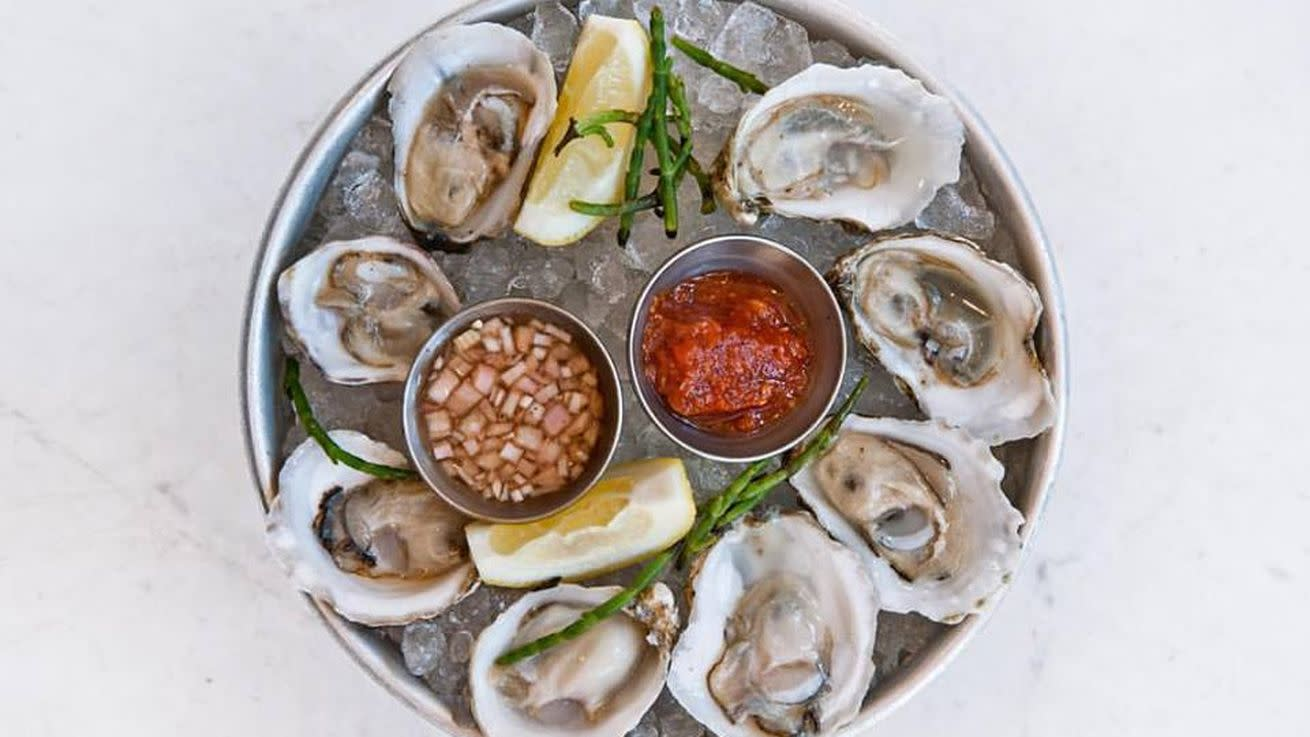 D.C. Goes Raw: New And Upcoming Raw Bar Projects