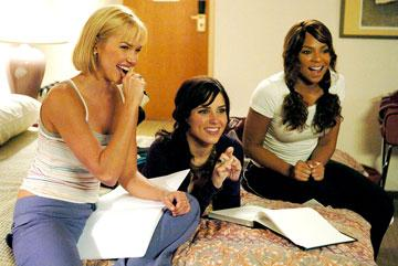 Arielle Kebbel , Sophia Bush and Ashanti in 20th Century Fox's John Tucker Must Die