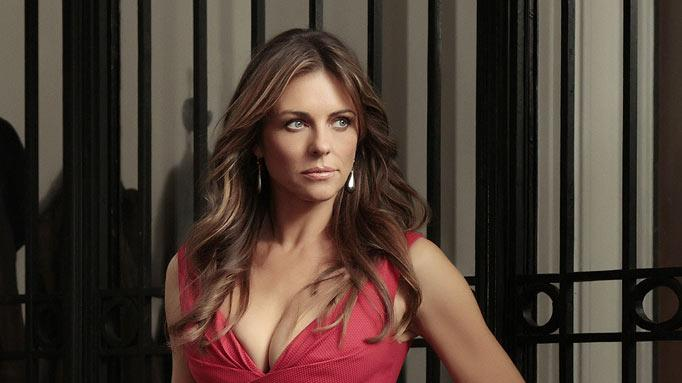 "Elizabeth Hurley as Diana Payne in the Season 5 episode ""Beauty and the Feast.&quot Gossip Girl"