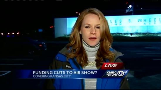 Possible budget cuts threaten KC Air Show