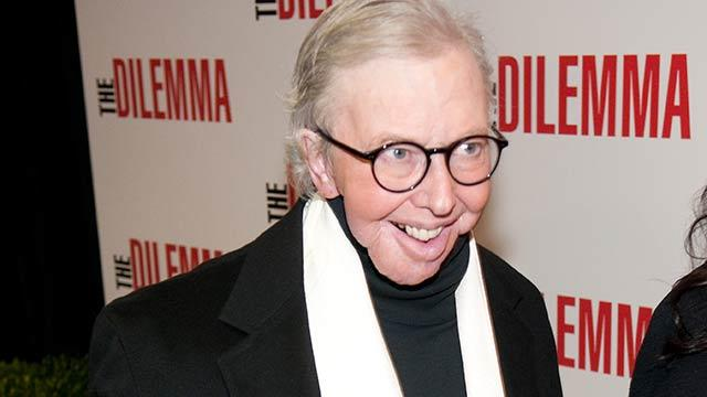 Roger Ebert Reveals New Cancer Diagnosis