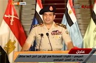 President Morsi overthrown in Egypt