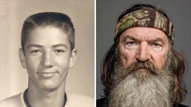 Duck Dynasty Before