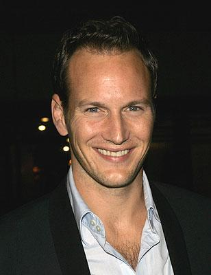 Patrick Wilson at The 44th New York Film Festival of New Line Cinema's Little Children