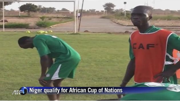 Niger qualify for African Cup of Nations