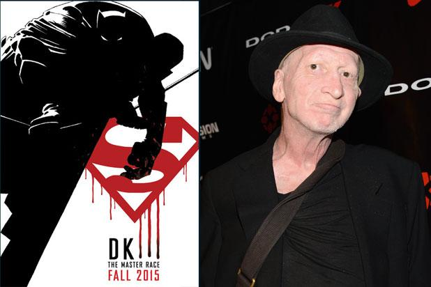 Frank Miller to Pen New 'Dark Knight' Sequel for DC Comics