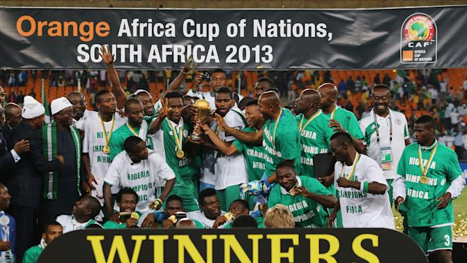 Nigeria v Burkina Faso - 2013 Africa Cup of Nations Final