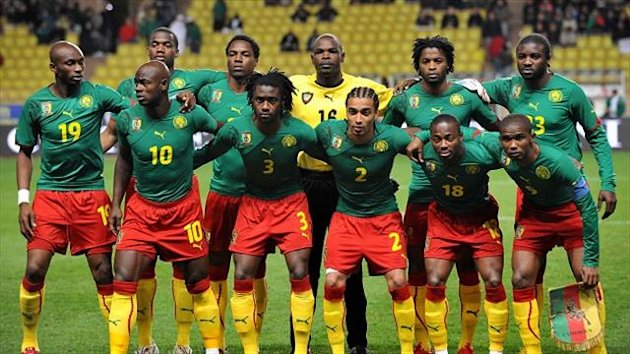 Cameroon will be hoping to make another appearance at the World Cup next summer