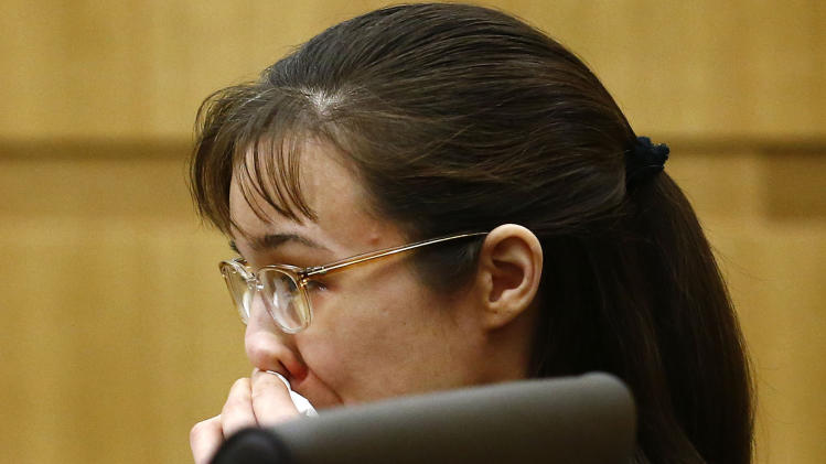 on Thursday, May 16, 2013, during the penalty phase of the Jodi Arias ...