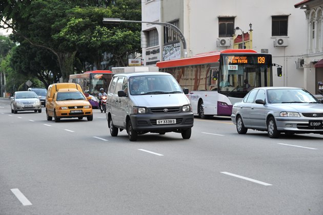 LTA will improve roads in the northern part of Singapore for better connectivity. (Yahoo! file photo)