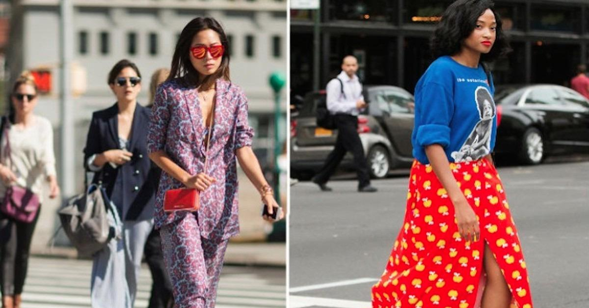 30 Street Style Trends From NYFW To Rock