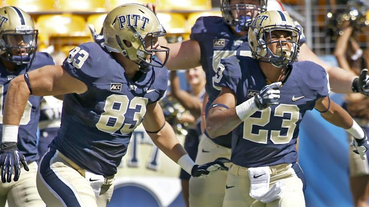 Panthers freshmen making immediate impact at Pitt