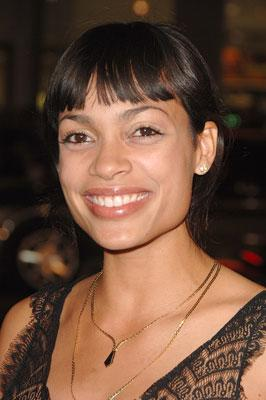 Rosario Dawson at the Los Angeles premiere of Warner Bros. Pictures' 300